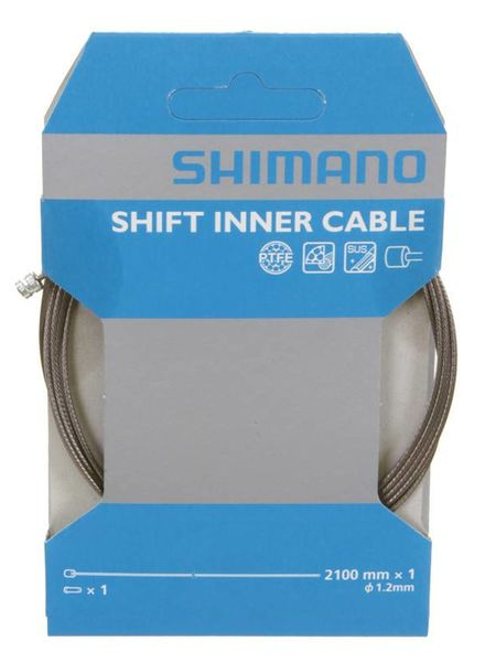 Shimano CABLE GEAR SHI 1.2x2100 DA/XTR 7900 PTFE
