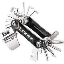 LEZYNE LEZYNE RAP-7 AL MULTI TOOL W/LED LIGHT