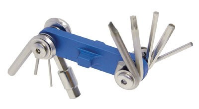 PARK TOOL MULTI PARK IB-2 I-BEAM-MINI HEX PLUS