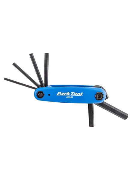 PARK TOOL ALLEN WRENCH PARK AWS11 3/4/5/6/8/1