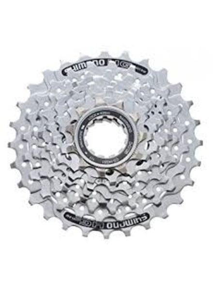 Shimano CASSETTE SPROCKET, CS-HG51, 8-SPEED, 11-13-15-17-19-21-24-