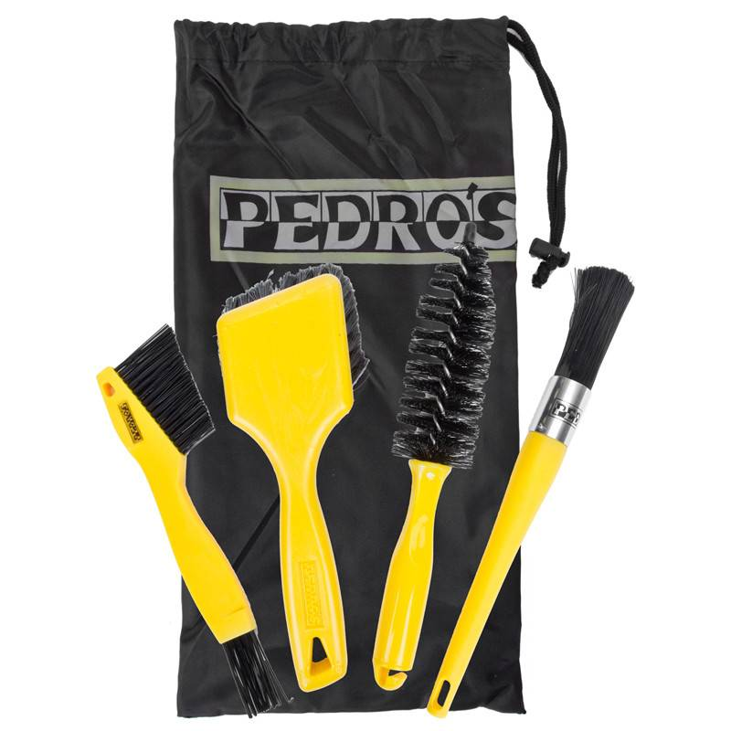 PEDROS TOOL BRUSH SET PEDROS PRO-5 W/BAG
