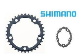 Shimano FC-6650 CHAINRING 34T (ICE GREY) #1JR 3400