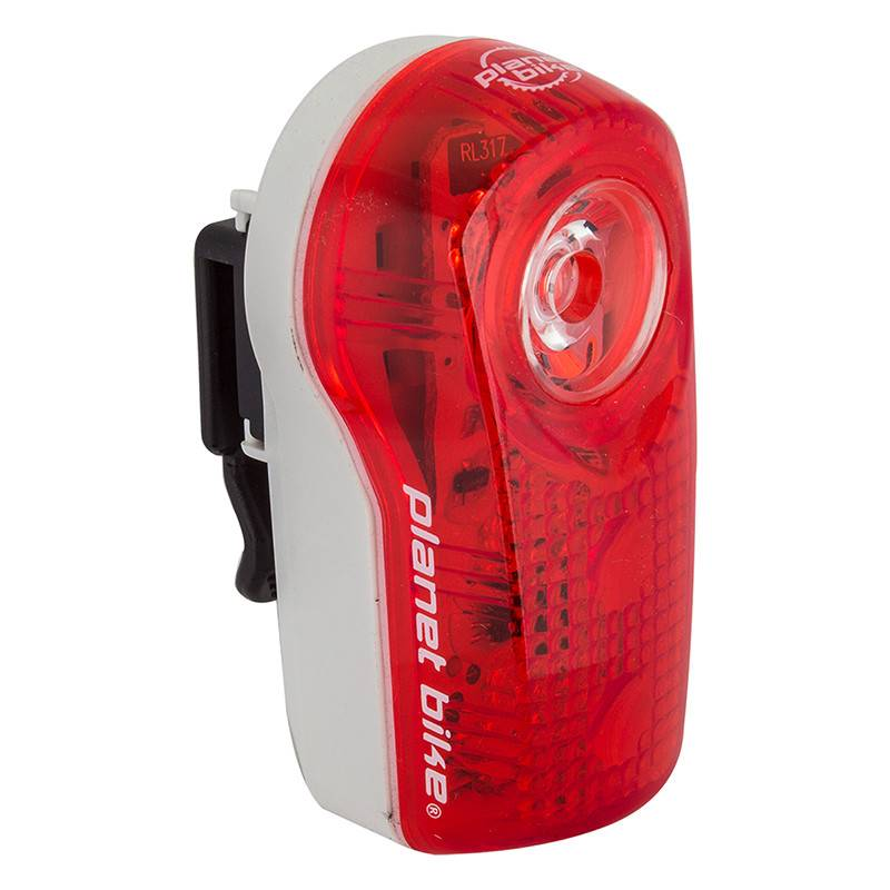 PLANET BIKE LIGHT PB RR SUPERFLASH BLINKY.5w2LED WH