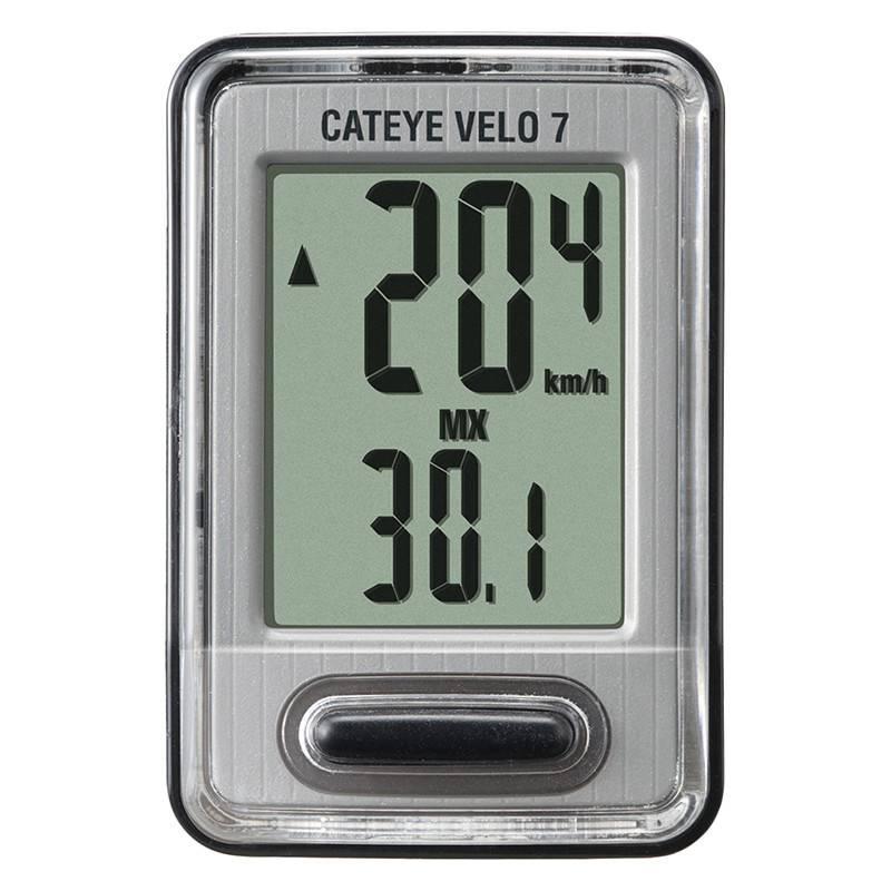 CATEYE COMPUTER CATEYE CC-VL520 VELO-7 WIRED BK