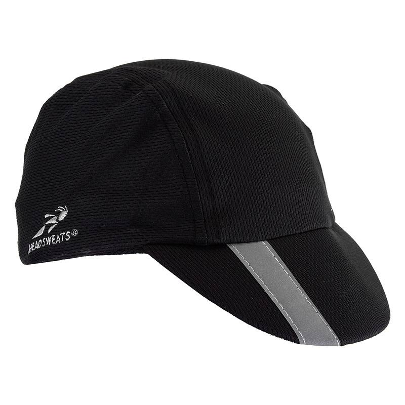 Headsweats Cycle Cap Clothing Cap H//s Cycle Cap White