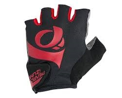PIZ SELECT GLOVE BLACK/TRUE RED L