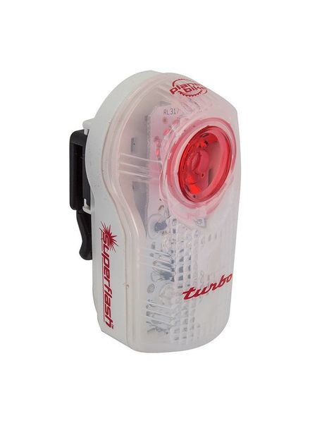 PLANET BIKE LIGHT PB RR SUPERFLASH TURBO BLINKY WH