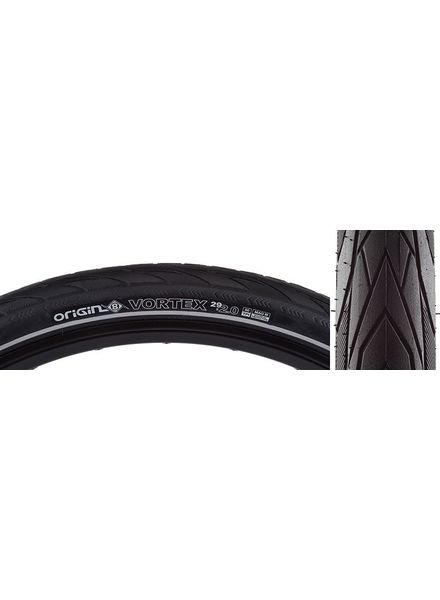 ORIGIN8 TIRES OR8 SLIPSTREAM 700x25 FOLD BELT BK