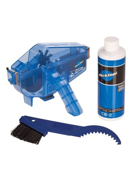 PARK TOOL CHAIN CLEANER PARK CG-2.2 3pc kit C