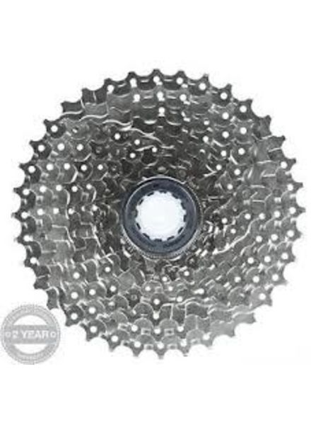 Shimano CASSETTE SPROCKET,CS-HG61, 9-SPEED 12-36,FOR 29er