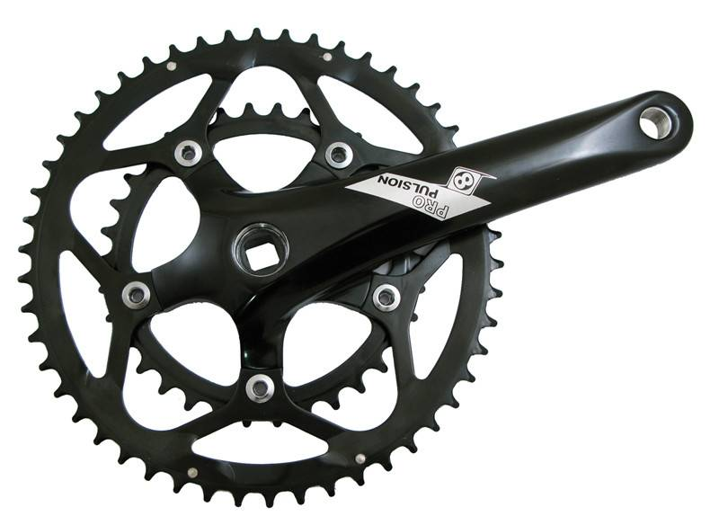 ORIGIN8 CRANKSET OR8 P/P RD 172x50/34 SQ BK
