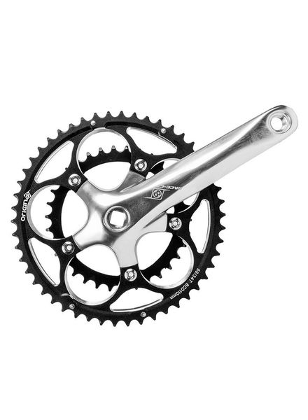 ORIGIN8 CRANKSET OR8 COMPACT RD 172x50/34 SQ SL/