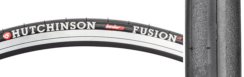 HUTCHINSON TIRES HUTCH FUSION-3 RD KEV PT 700x23 BK