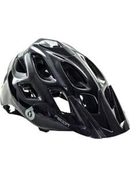 SixSixOne SixSixOne Recon Scout Helmet: Black/Gray LG/XL