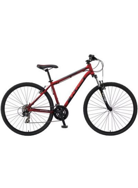 KHS Bicycles ULTRASPORT 1.0 17 RED 2017