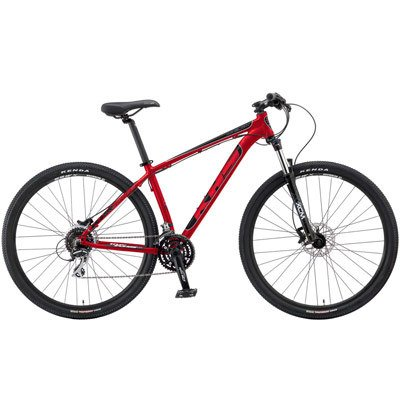 KHS Bicycles WINSLOW M MATTE RED 2017