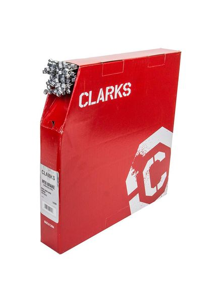 CLARKS CABLE BRAKE CLK WIRE SS 1.5x1810 MTB BXof100