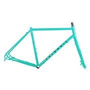 FAIRDALE FRAME FAIRDALE RD WEEKENDER DISC 58cm w/FORK TURQUOISE