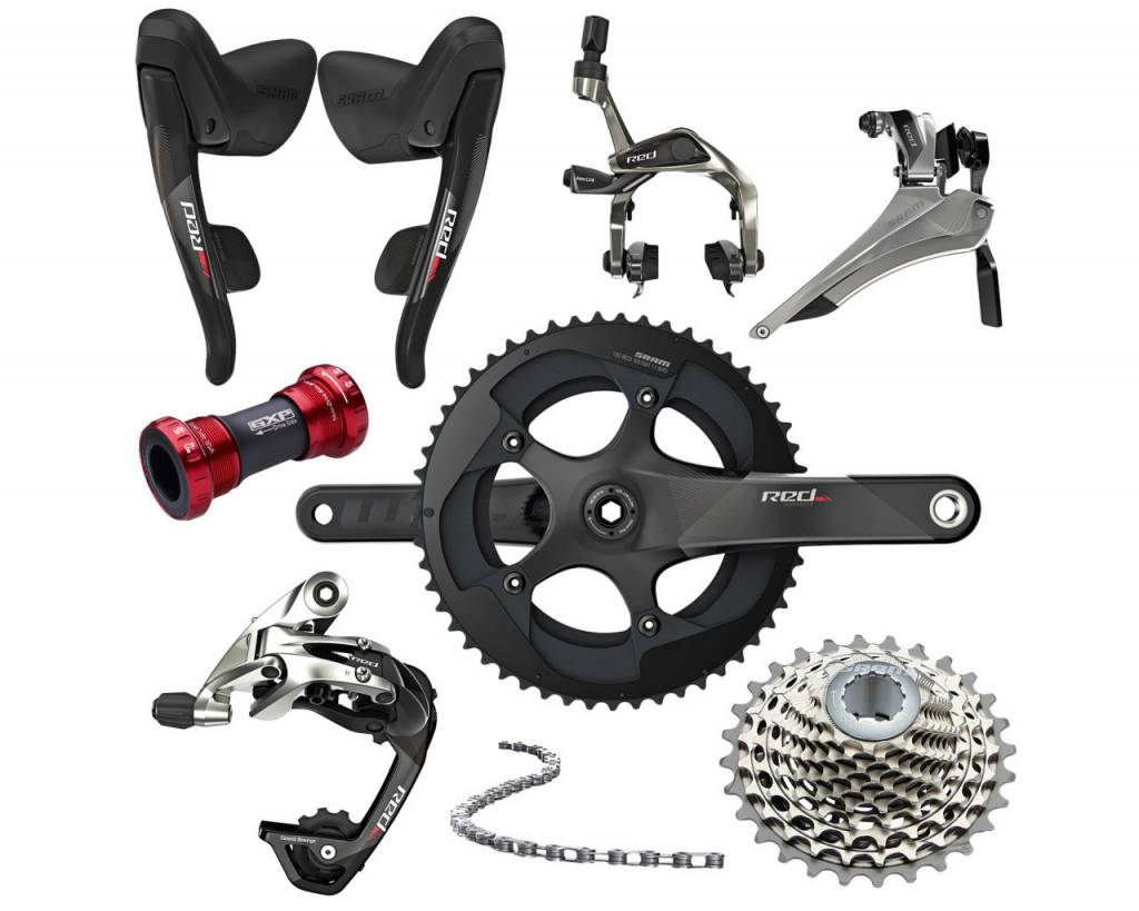 SRAM SRAM RED GROUPSET