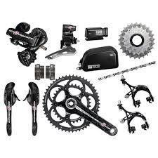 CAMPAGNOLO CAMPAGNOLO SUPER RECORD EPS GROUPSET