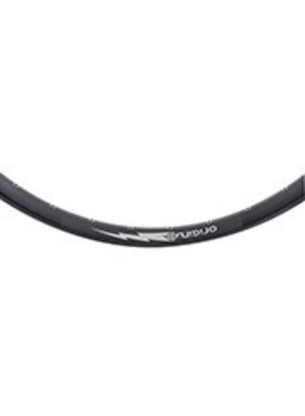 ORIGIN8 RIM OR8 27.5 584x30x20 BOLT ALLOY MTB TBLS 32 DISC BK