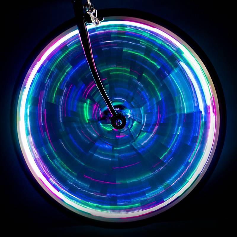 SUNLITE LIGHT SUNLT WHEEL GLOW f/ONE-WHEEL DISCO