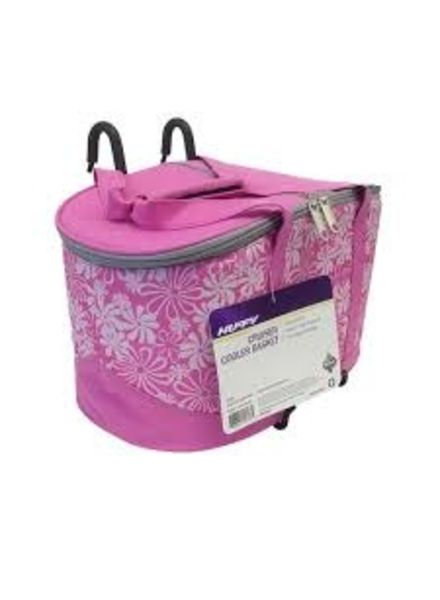 JRA BICYCLE COMPANY HUFFY INSULATED Q/R BAR BAG PINK