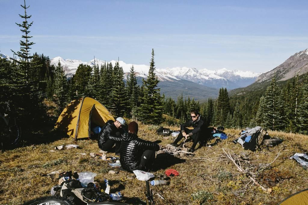 Adventure Camping Overnight Ride