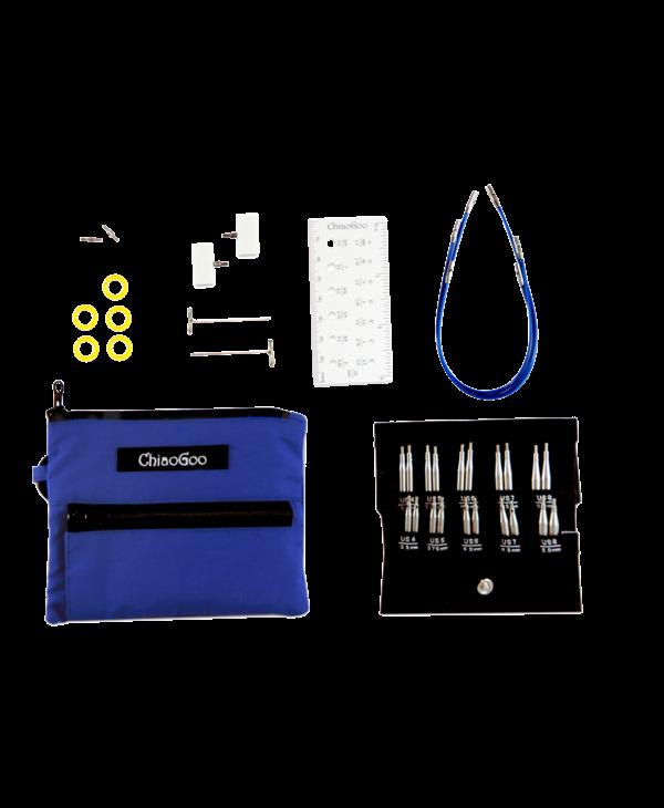 Kit shorties Chiaogoo  7230-S (3.5-5mm)
