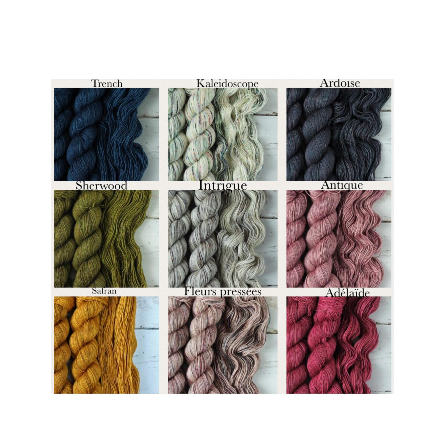 Color : Adélaïde