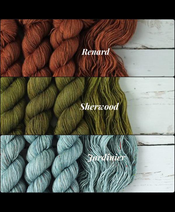 Color : Jardinier