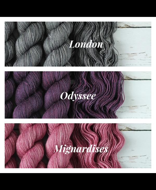 Color : London