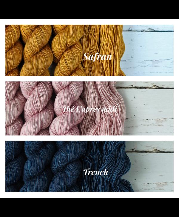 Color : Safran