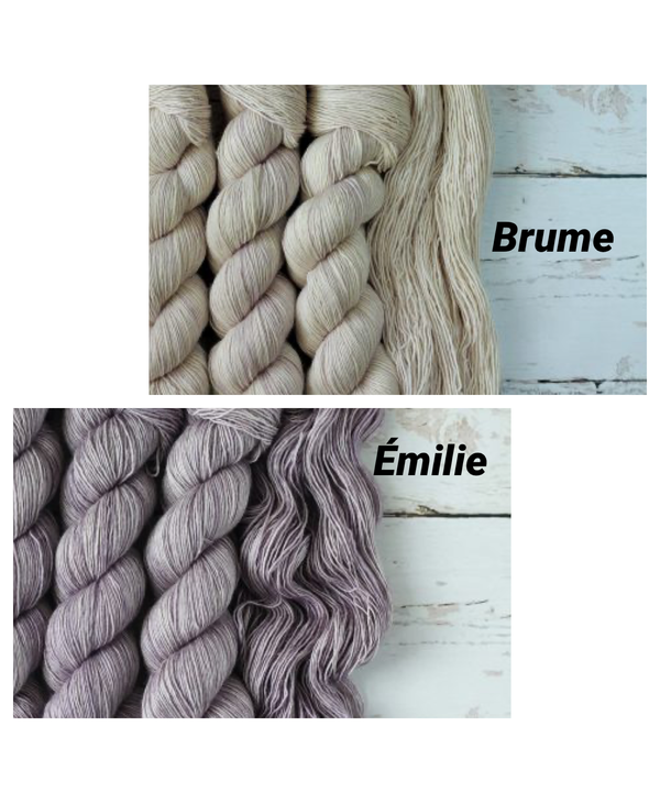 Color : Brume