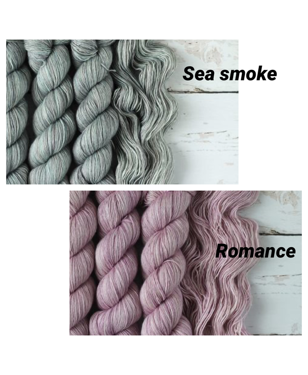 Color : Sea smoke