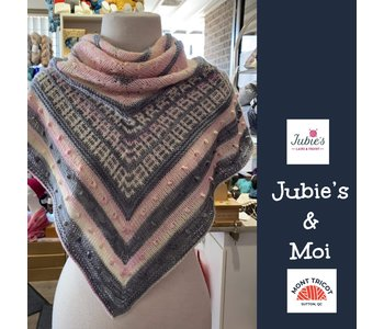 Châle Jubie's & Moi
