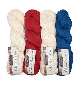 Estelle Yarns Kit Cloud Cotton Blanket