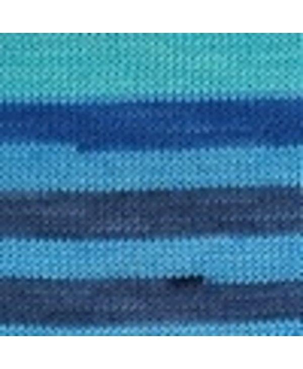 Color : Azule Stripe