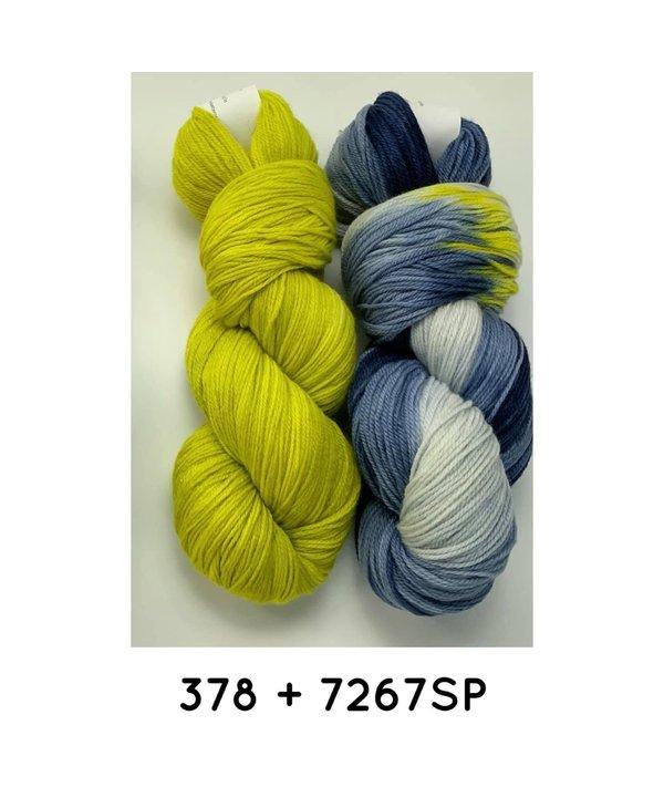 Color : 378 et 7267SP