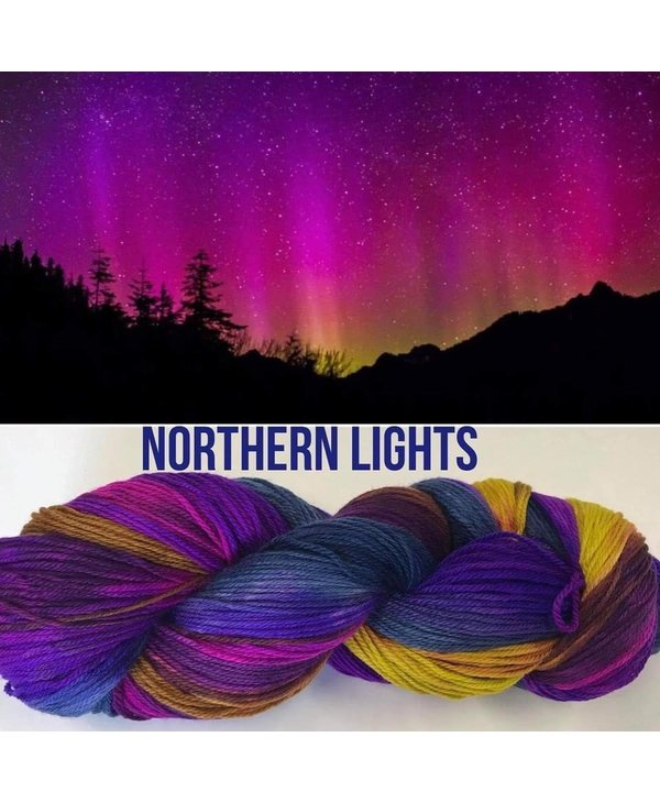 Merino Cloud Inspiration Club Northern Lights