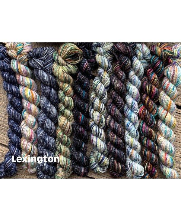 Color : Lexington