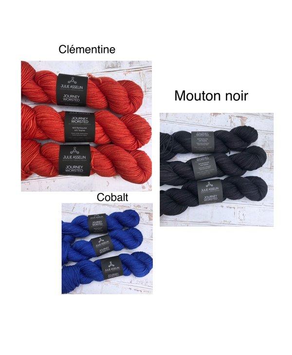 Color : Clémentine