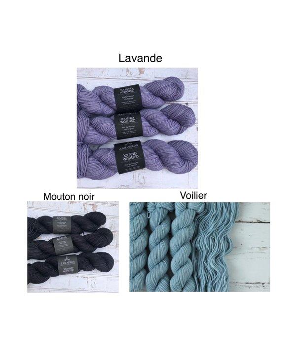 Color : Voilier