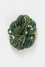 Knit Collage Daisy Chain