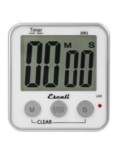 Escali XL DISPLAY DIGITAL TIMER