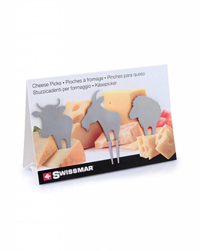Swissmar Imports Cheese Picks