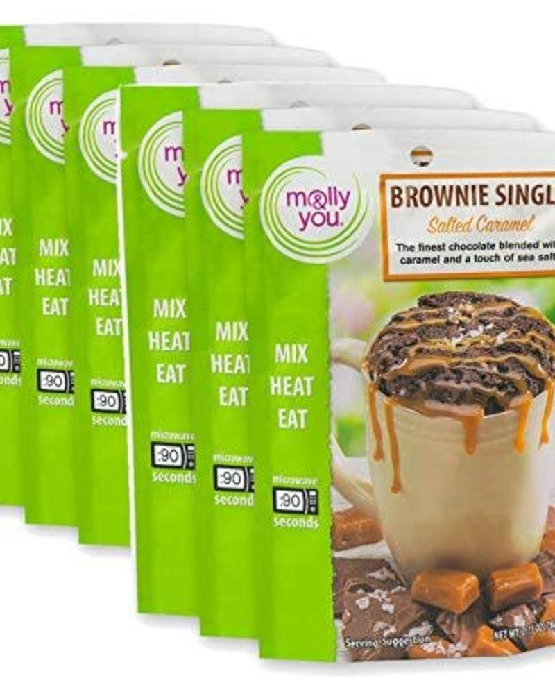 The Beer Bread Company Brownie Singles