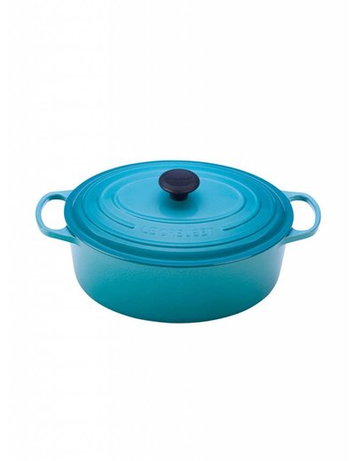 Le Creuset Signature Oval Dutch Oven 5 qt