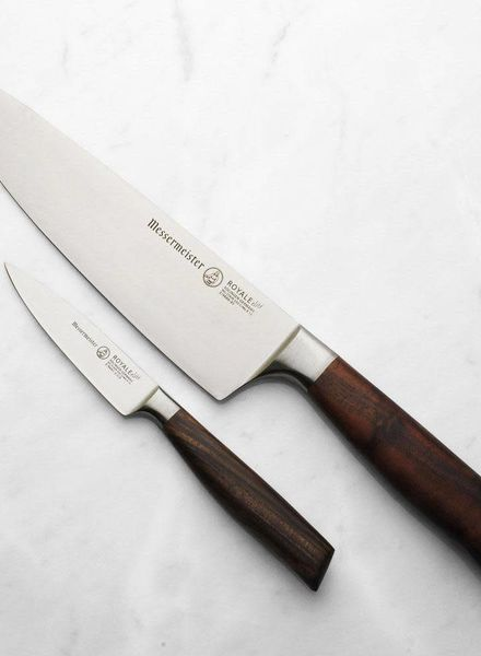 Messermeister Royale Elite Chef's Knife and Parer Set